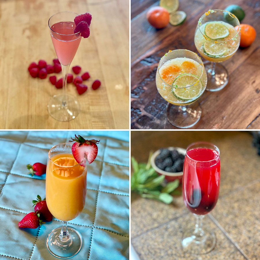 4 Mimosa Recipes for Mother's Day