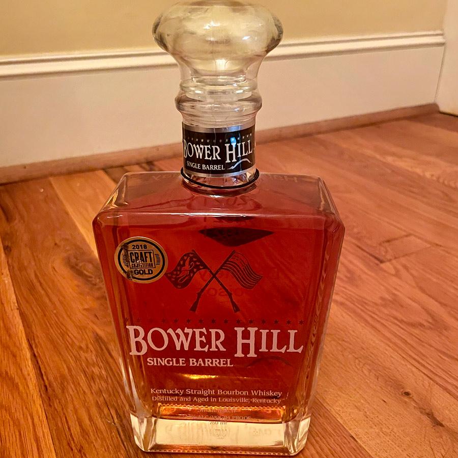 Bower Hill Single Barrel Whiskey