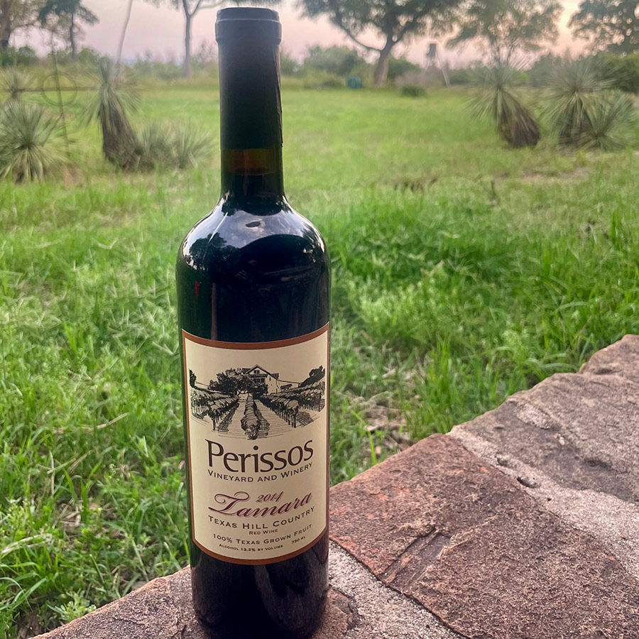 Perissos Vineyard and Winery, 2014 Tamara
