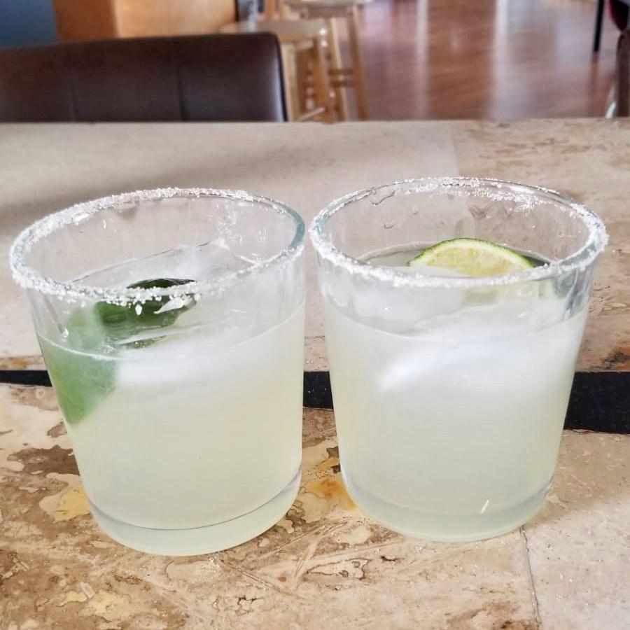 Coconut Water Margarita