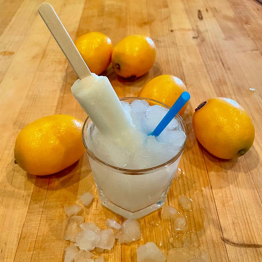 Lemonade Adult Slushie