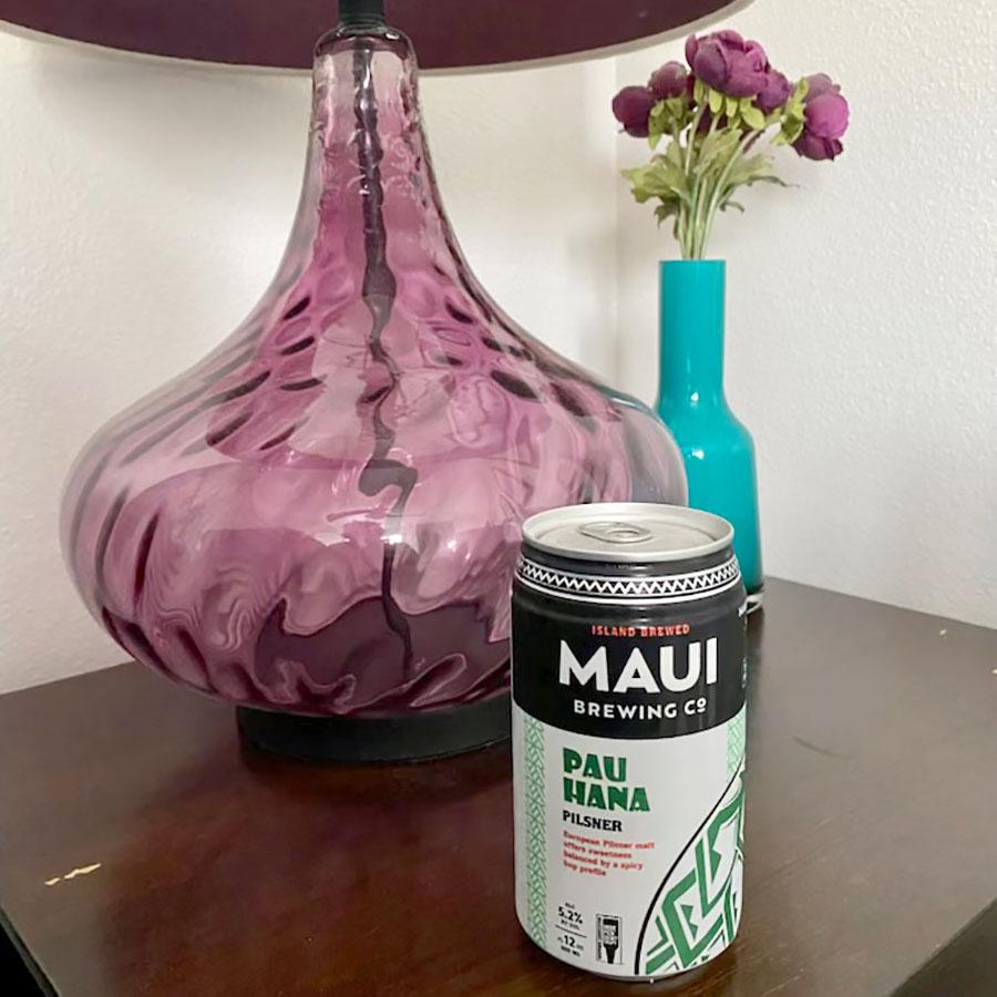 Maui Brewing Company Pau Hana Pilsner